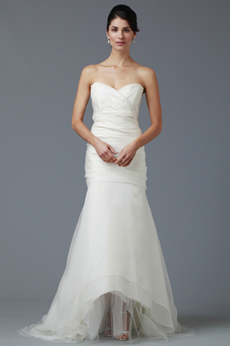 Trellis Strapless Bridal Gown 9284