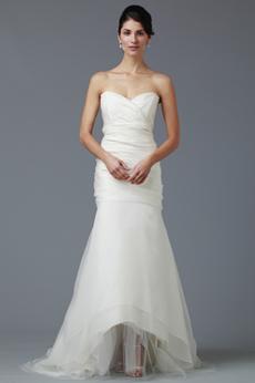 Trellis Strapless Bridal Gown 9284