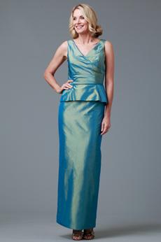 Adele Peplum Gown 9231