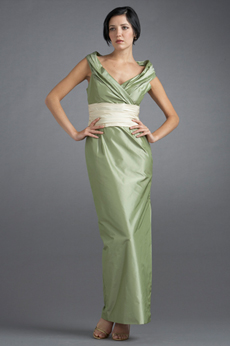 Vivien Sheath Gown 9489