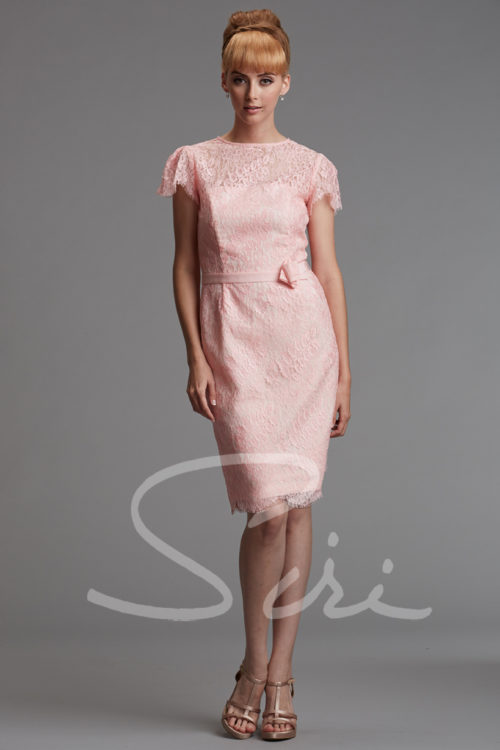 Pink Lace Dress, Siri Lace Dress, San Francisco