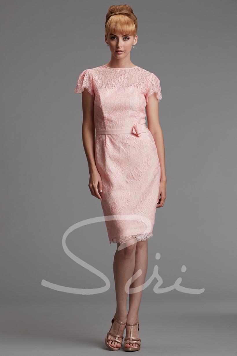 Pink Lace Dress, Siri Lace Dress, San Francisco