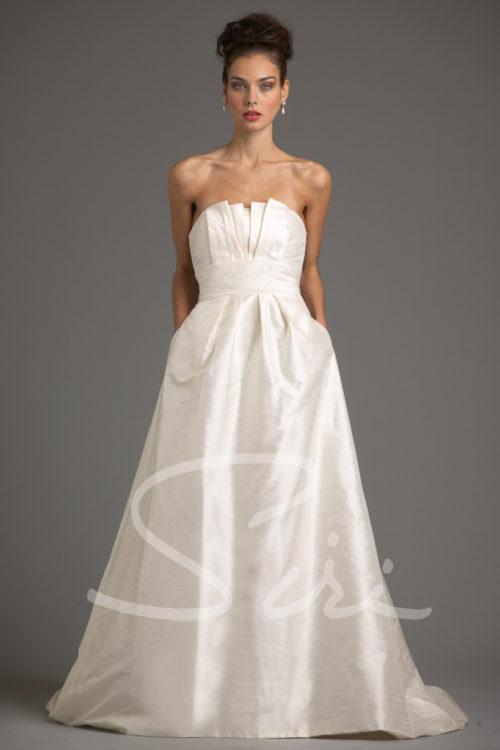 Siri Bridal - Lotus Gown