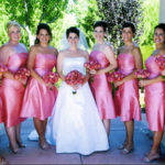 Siri Bridesmaids Dresses, Tiffany Dress