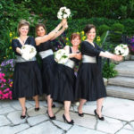 Siri Bridesmaids Dresses and Gowns, Peggy Lee Dress, Loretta Young Dress, San Francisco