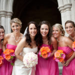 Siri Bridemaids Dresses, Roman Party Dress