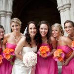 Siri Bridemaids Dresses, Roman Party Dress