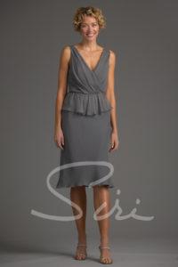 Siri - Jackets and Separates - Olympia Top and Tea Skirt - San Francisco