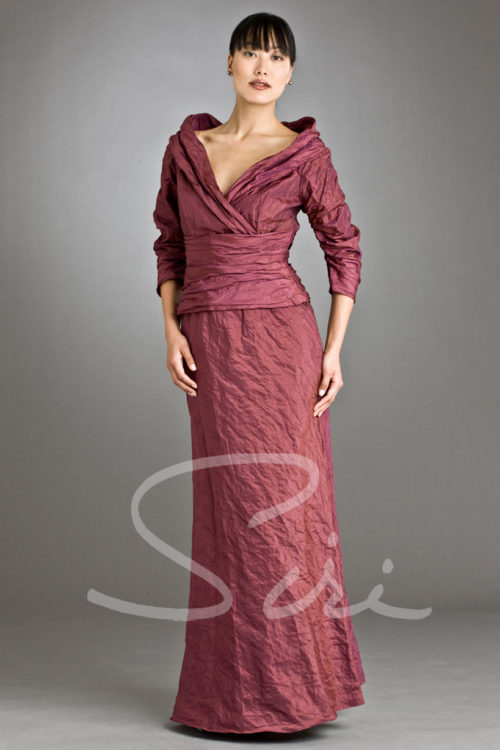 Siri - Special Occasion Gowns - Vivien Top and A-line Skirt 5829/9524 - San Francisco