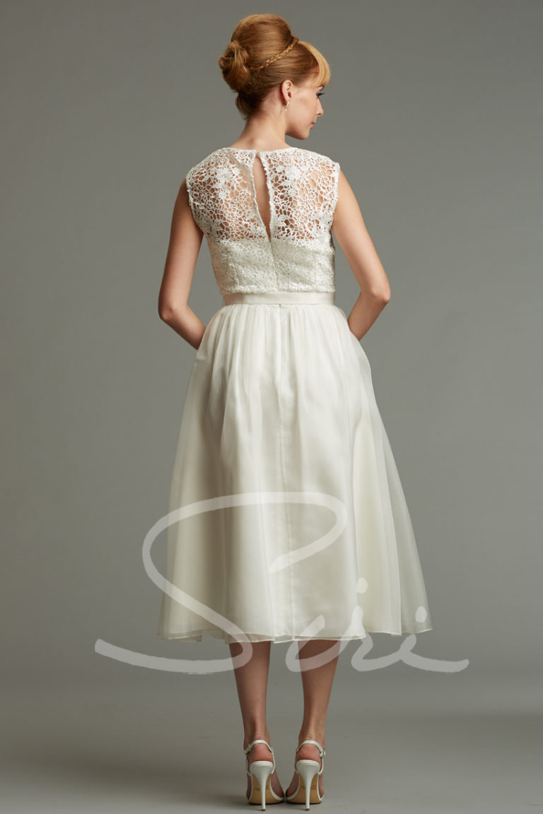 Petula Clark Bridal Dress