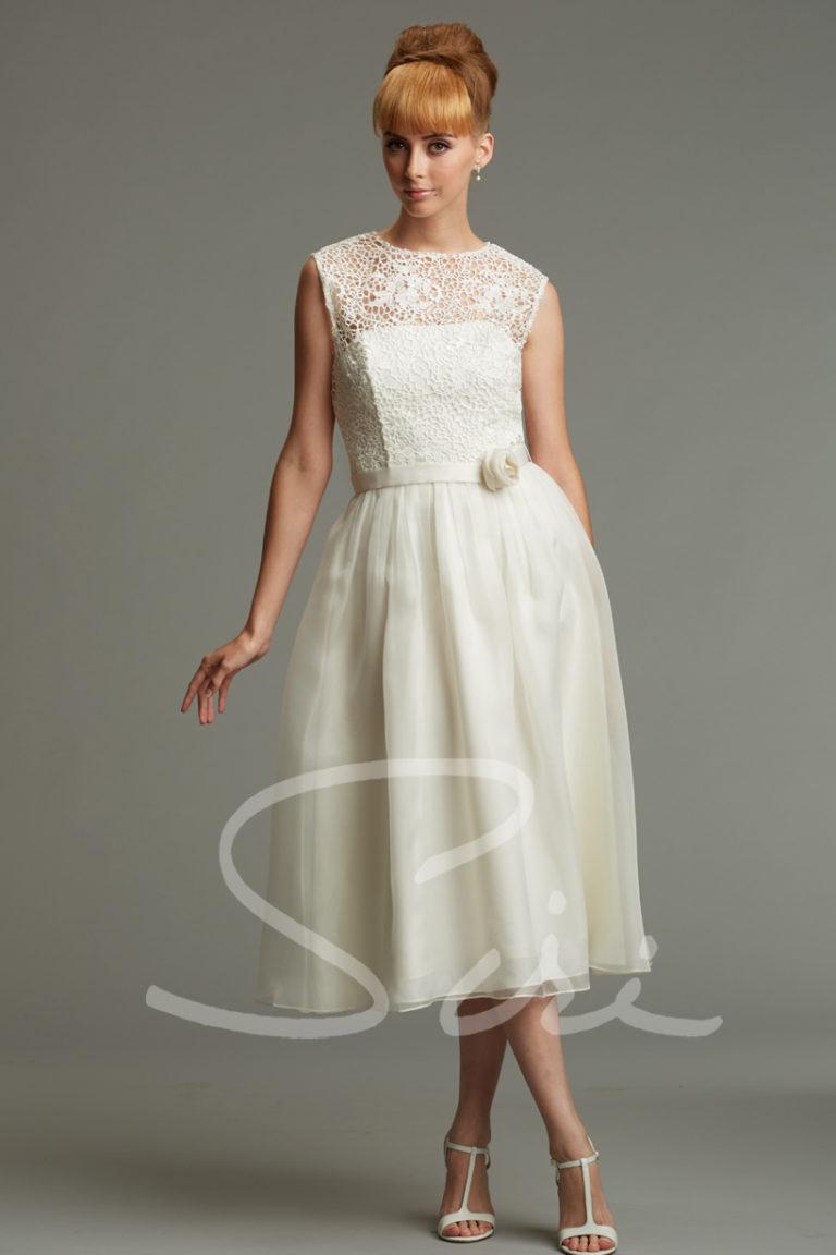 Petula Clark White Dress