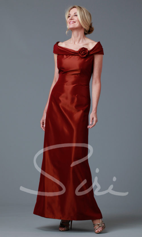 Siri - Special Occasion Gowns - Anne Bancroft Gown 9257 - San Francisco