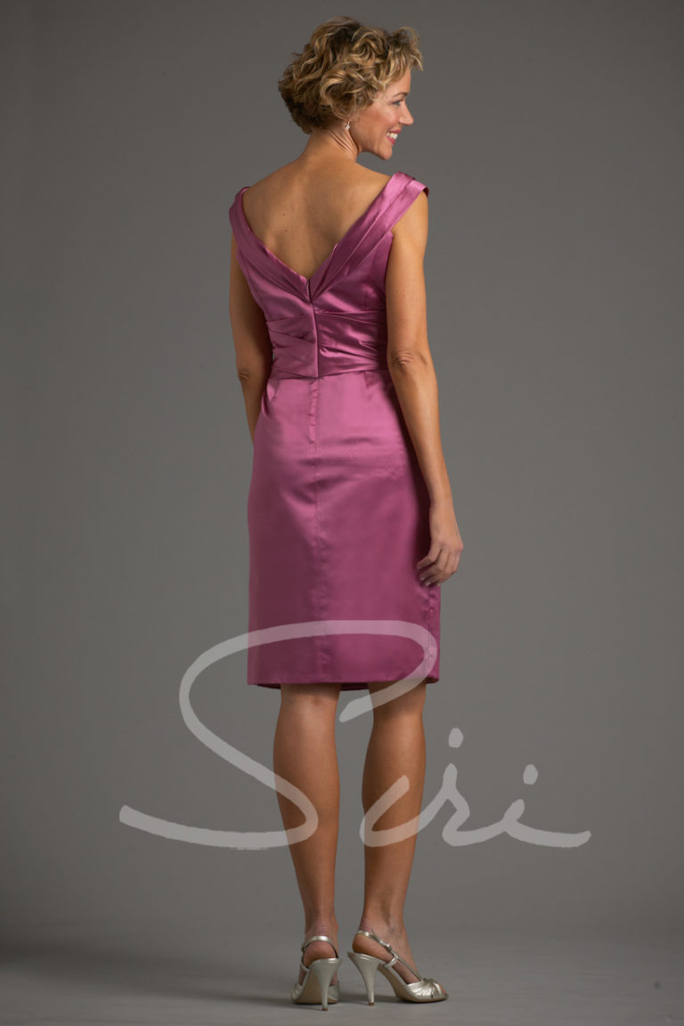 Siri Dresses - St. Regis Dress back