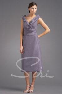 Dark Purple Dress