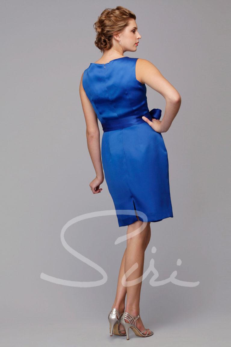 Blue sapphire dress