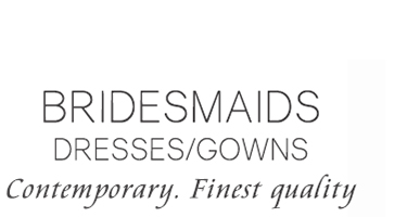 Bridesmaids Dresses and Gowns Contemporary Fine Quality