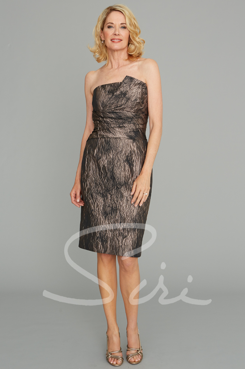 Siri - Special Occasion Dresses - Artisan Dress 5817 - San Francisco