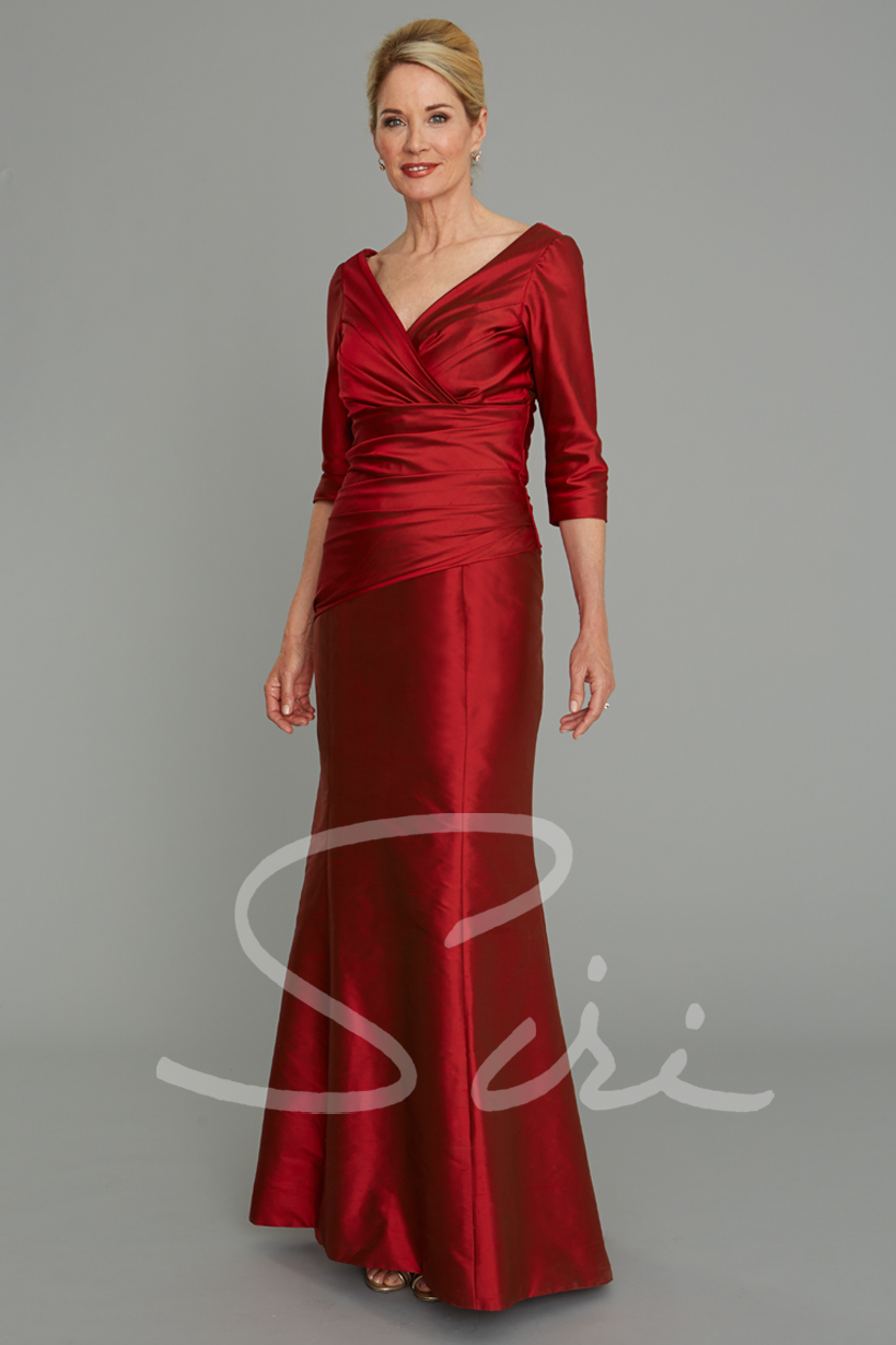 Siri - Special Occasion Gowns - Montclair Gown 9155 - San Francisco