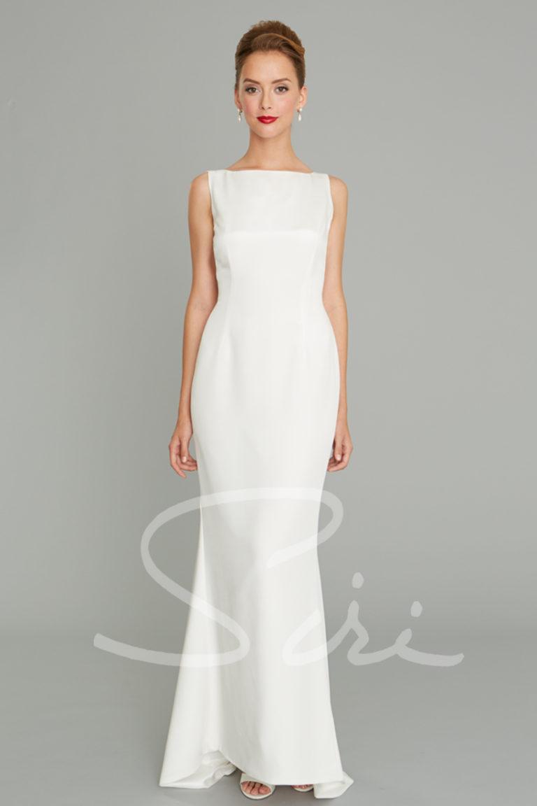Silk Bridal gown - Siri Dresses