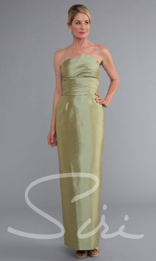 Siri - Special Occasion Gowns - Artisan Gown 5825 - San Francisco
