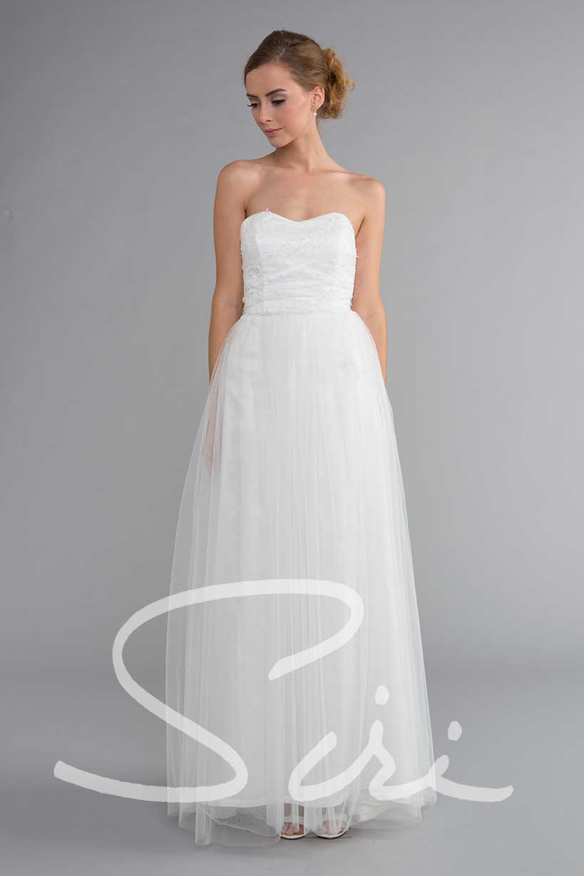 Avalon bridal gown 9199 siri dresses for Rent a wedding dress houston