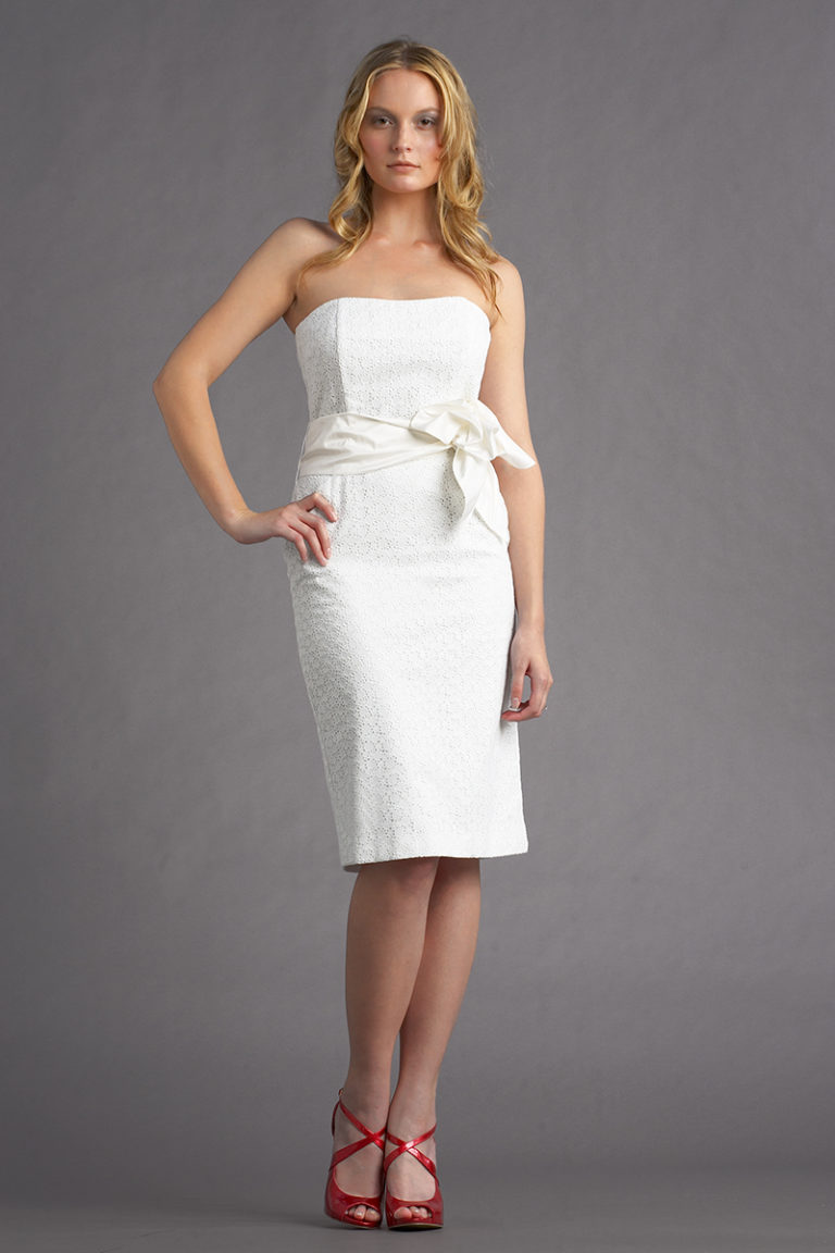 Siri - San Francisco Bridal Dresses - Manhattan Sheath 5985