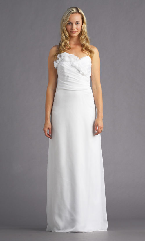 Siri - San Francisco Bridal Gowns - Sea Cliff Bridal Gown 9390