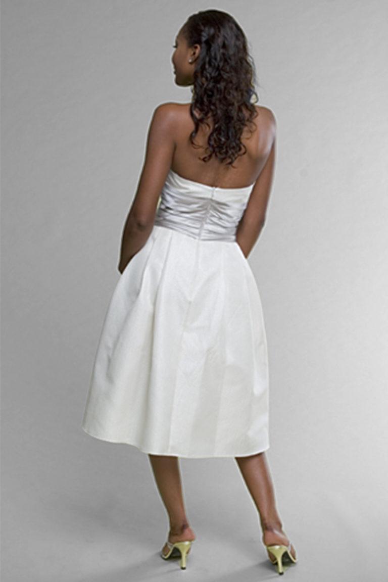 Siri - San Francisco Bridal Dresses - Roman Party Bridal Dress 9458