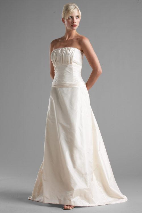 Siri - San Francisco Bridal Gowns - Marie Antoinette Bridal Gown 9496