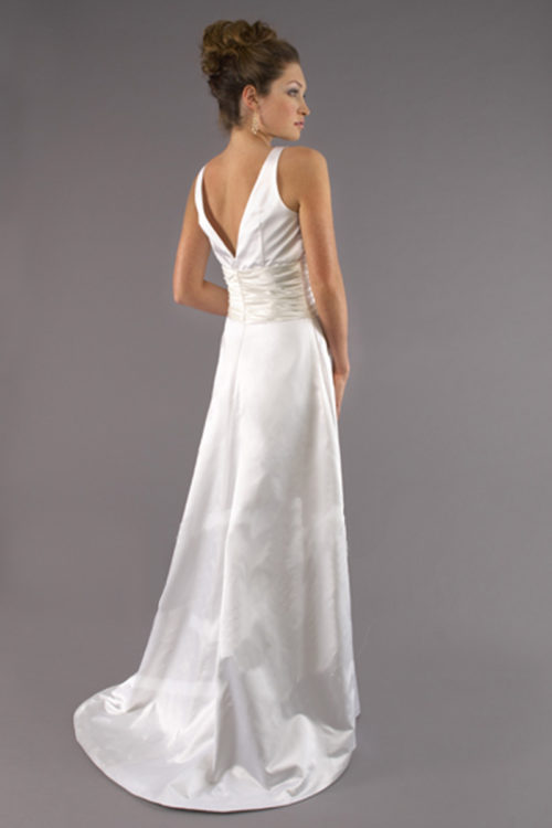Siri - San Francisco Bridal Gowns - Seville Wedding Gown 9593