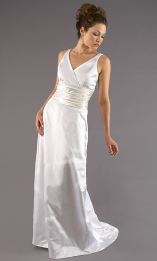 Siri - San Francisco Bridal Gowns - Seville Wedding Gown 9593