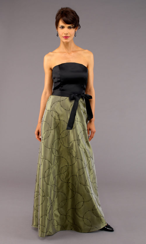 Siri - San Francisco - Special Occasion Gowns - Monaco Gown 9670