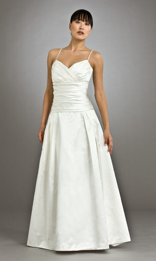 Siri - San Francisco Bridal Gowns - Terrace Bridal Gown 9695