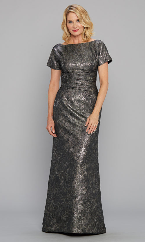 Siri - Special Occasion Gowns - Redwood Room Gown 5827 - San Francisco
