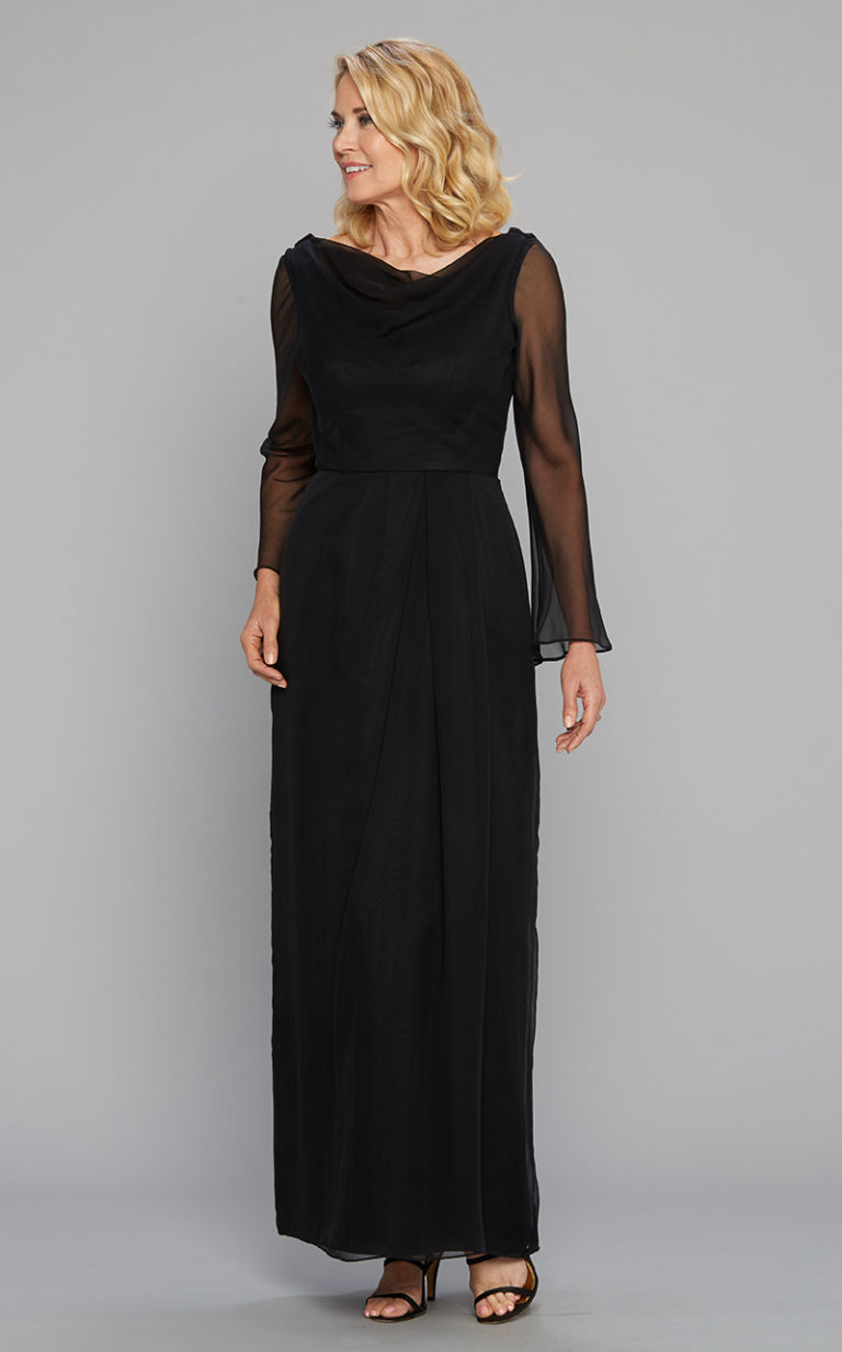 Siri - Special Occasion Gowns - Arpege Gown 9156 - San Francisco