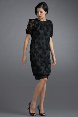 Siri - Cocktail Dresses - Supper Club Sheath 5348