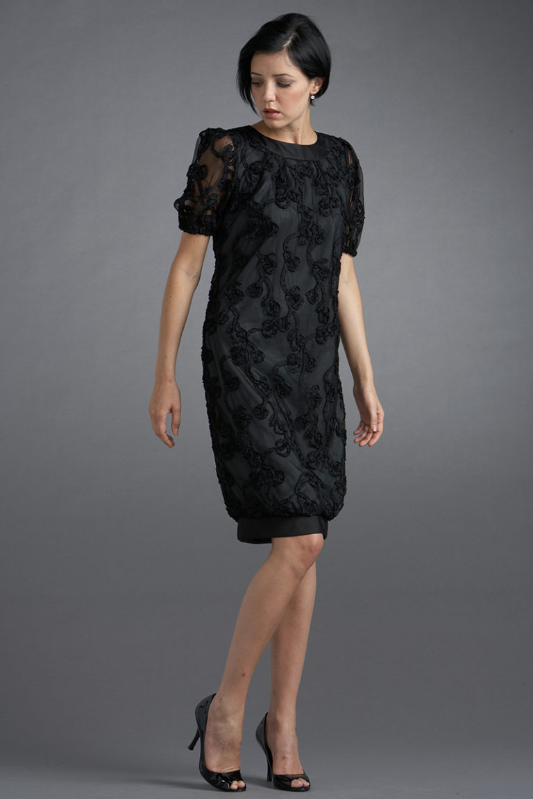 Siri - Cocktail Dresses - Supper Club Sheath 5348
