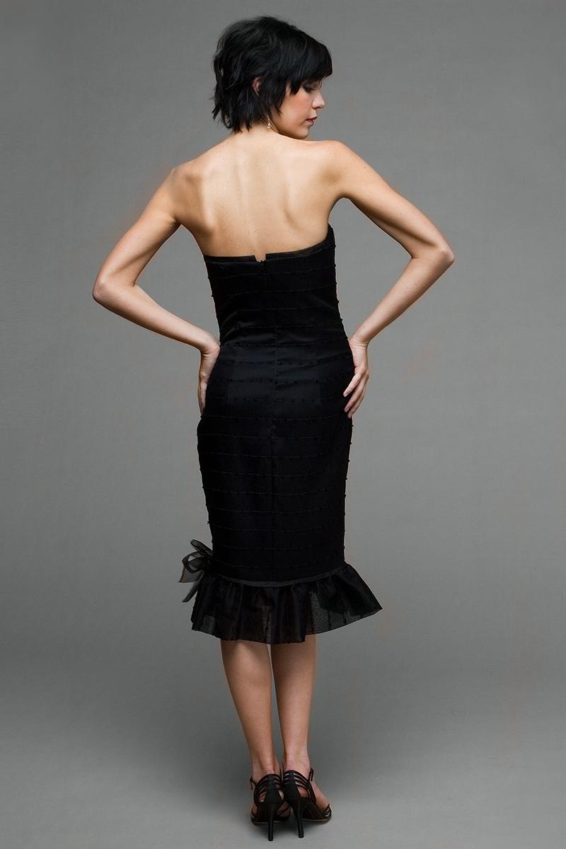 Trumpet Cocktail Dresses