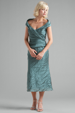 Siri - Special Occasion Dresses - Ruched Vivien Top 5835