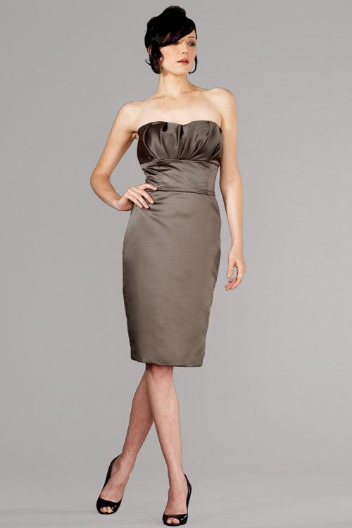 Siri Dresses-Pierre Dress 5937-Slate Grey-San Francisco-California