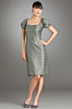 Siri Dresses-Sale-Waldorf Dress 5946-Pewter-San Francisco-California