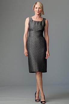 The Boulevard Dress 5984