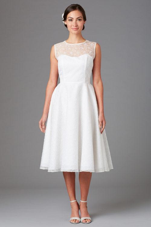 Bridal Dress - Tulip Garden Bridal Dress 5456 - Siri Dresses - San Francisco