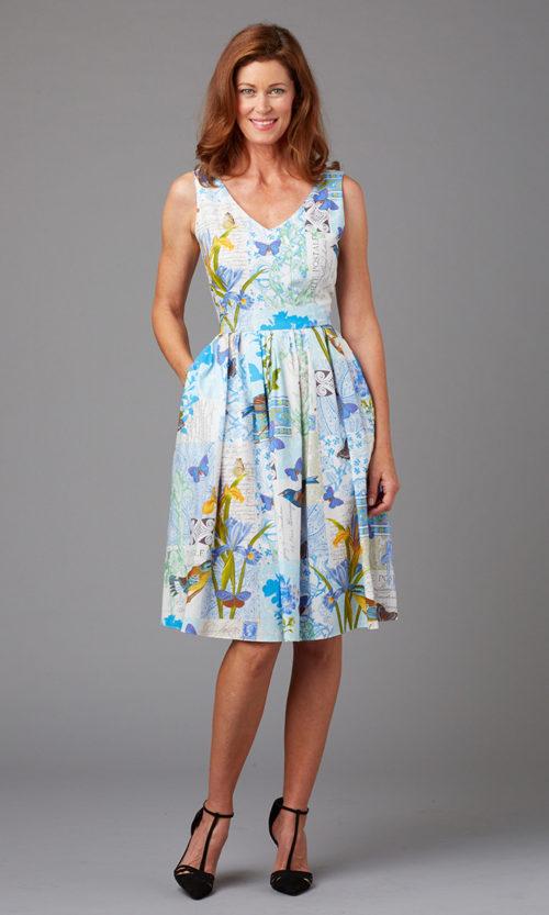 Siri Day Dresses, Bree Dress, San Francisco, California