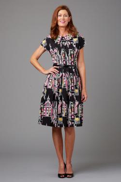 Siri - San Francisco Day Dresses - Polly Dress 5563