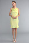 Siri - San Francisco - Day Dresses - Draped Bias Sheath 4446