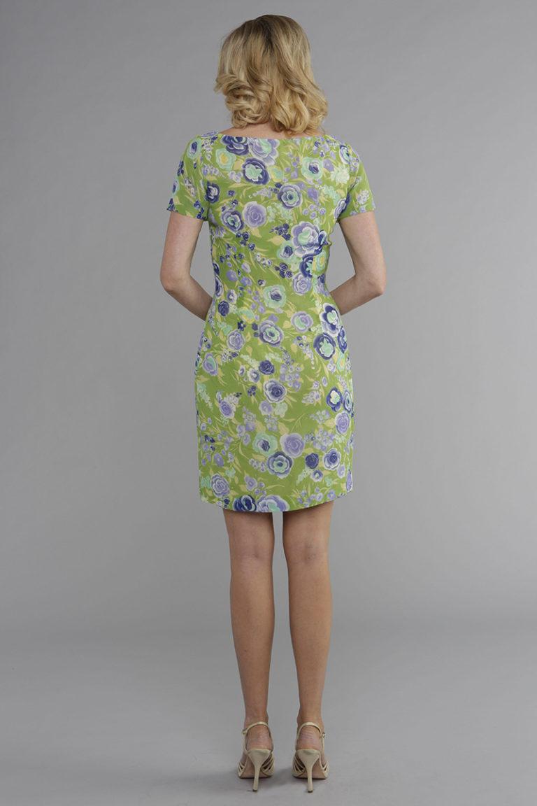 Siri - San Francisco - Day Dresses - Short Sleeve Chemise 4477