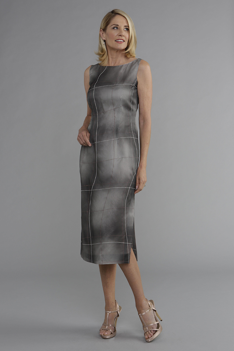 9e17e2a5356 Siri - San Francisco - Cocktail Dresses - Side Slit Sheath 5045