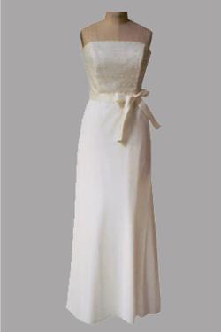 Siri - San Francisco Bridal Gowns - Leslie Caron Bridal Gown 5464