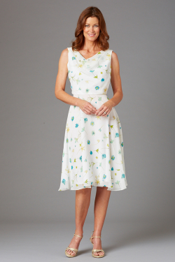 Siri Dresses-Garden Stroll Dress 5511-San Francisco-California